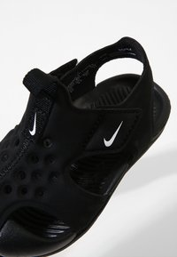 Nike Performance - SUNRAY PROTECT - Watersports shoes - black/white - 5