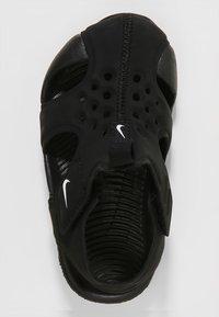 Nike Performance - SUNRAY PROTECT - Chaussures aquatiques - black/white - 1