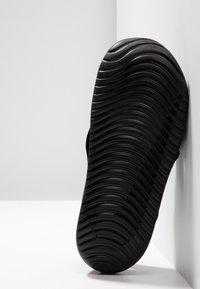 Nike Performance - SUNRAY ADJUST 5 - Sandales de randonnée - black/white - 5