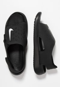 Nike Performance - SUNRAY ADJUST 5 - Sandales de randonnée - black/white - 0