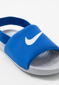 Nike Performance - KAWA SLIDE - Badslippers - hyper cobalt/white/wolf grey - 2