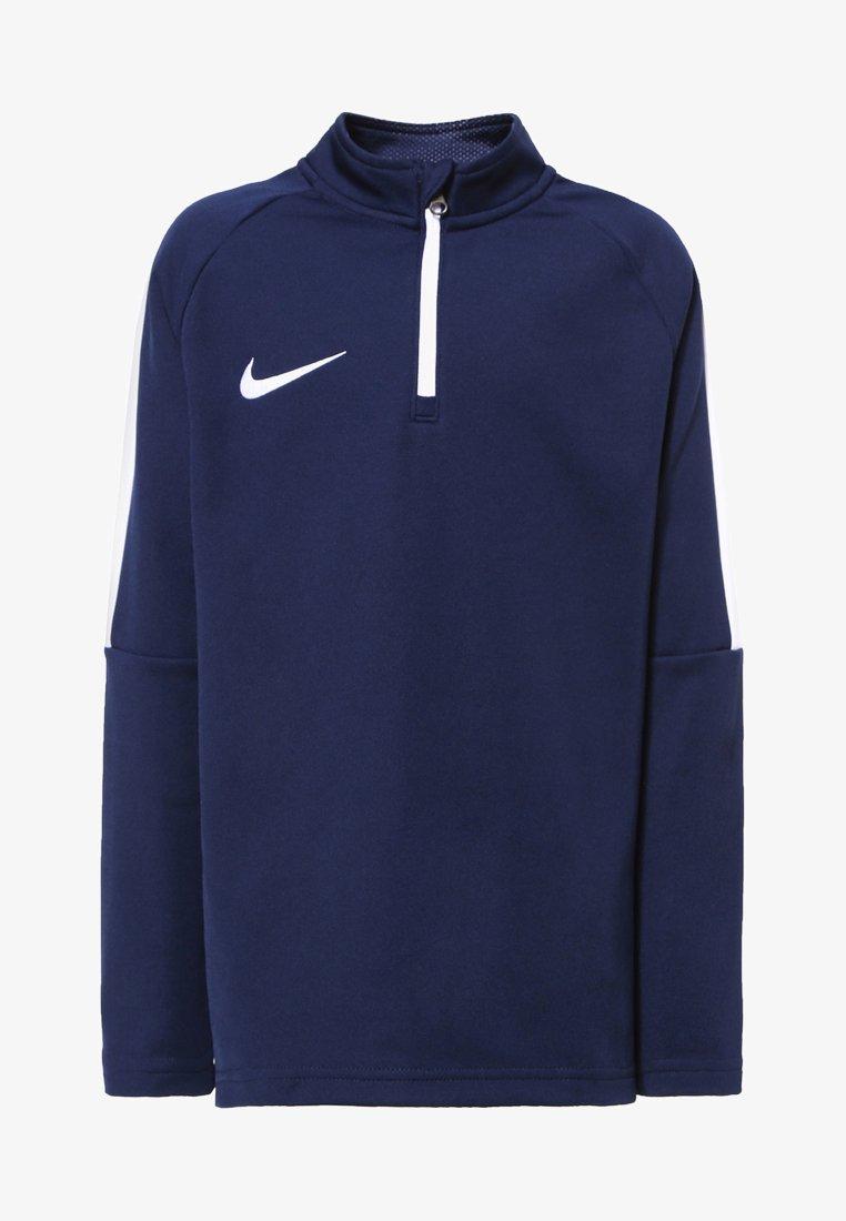 Nike Performance - DRY DRILL ACADEMY - T-shirt de sport - obsidian/white