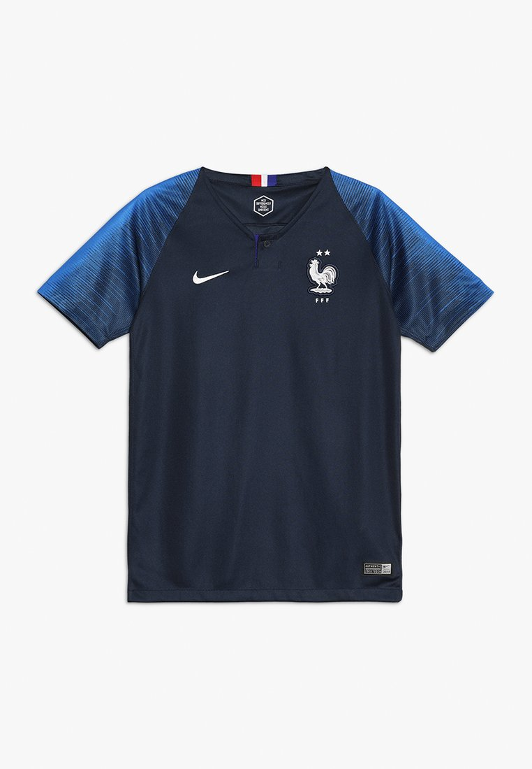 Nike Performance - FFF FRANKREICH HOME - Article de supporter - obsidian