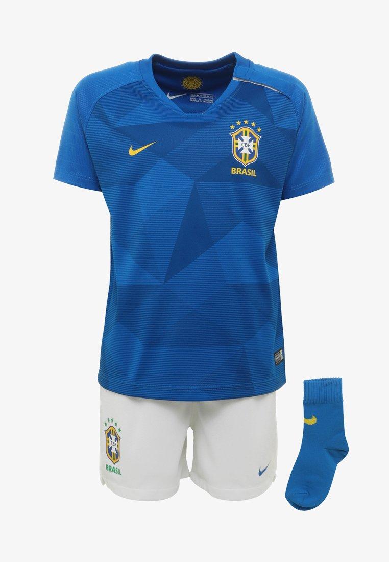 Nike Performance - CBF BRASILIEN KIT AWAY - National team wear - soar/midwest gold
