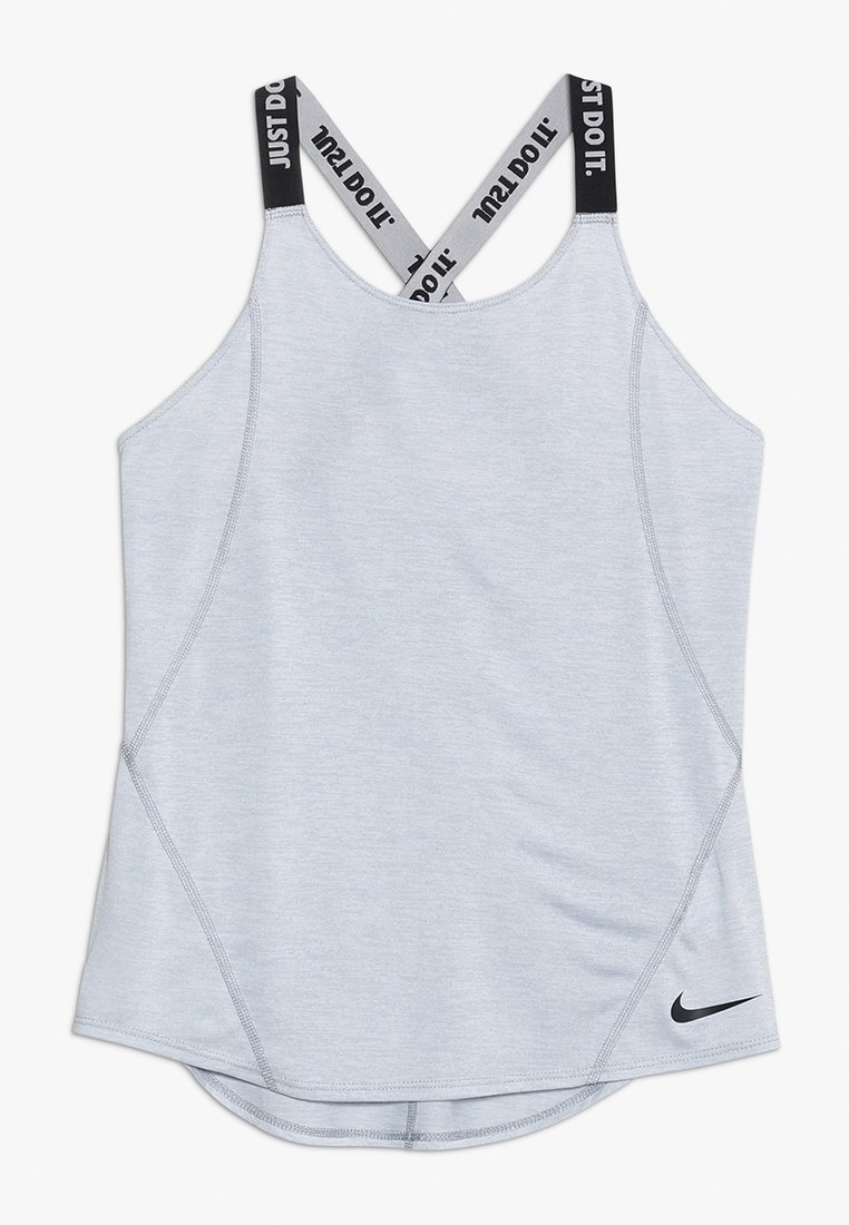 Nike Performance - DRY TANK - T-shirt de sport - wolf grey/black