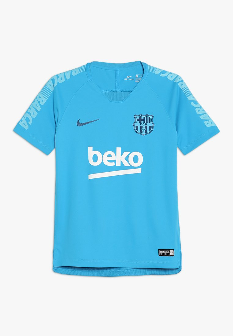 Nike Performance - FC BARCELONA - Club wear - equator blue/vivid sky/coastal blue