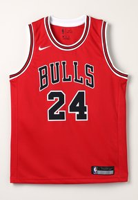 Nike Performance - NBA CHICAGO BULLS SWINGMAN ICON - Funkční triko - red - 0