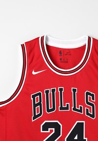 Nike Performance - NBA CHICAGO BULLS SWINGMAN ICON - Funkční triko - red - 5