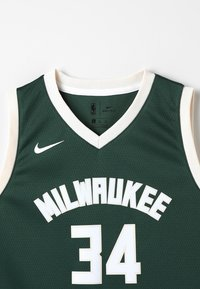 Nike Performance - NBA MILWAUKEE BUCKS SWINGMAN STATEMENT - Klubové oblečení - style spec - 6