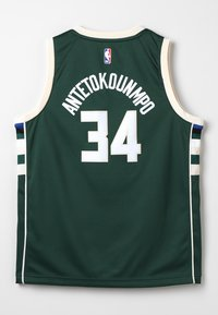 Nike Performance - NBA MILWAUKEE BUCKS SWINGMAN STATEMENT - Klubové oblečení - style spec - 1