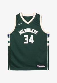 Nike Performance - NBA MILWAUKEE BUCKS SWINGMAN STATEMENT - Klubové oblečení - style spec - 5