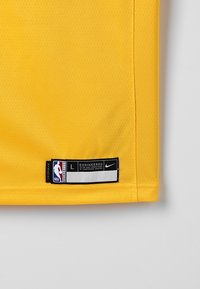 Nike Performance - NBA LA LAKERS LEBON JAMES ICON SWINGMAN - Klubové oblečení - amarillo - 2
