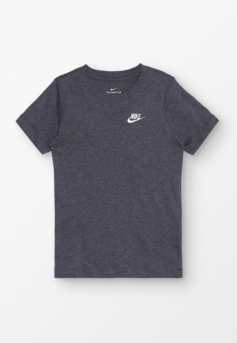 Nike Performance - TEE FUTURA - T-shirts basic - gunsmoke/pure