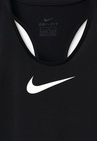 Nike Performance - TANK - Sportshirt - black/white - 4