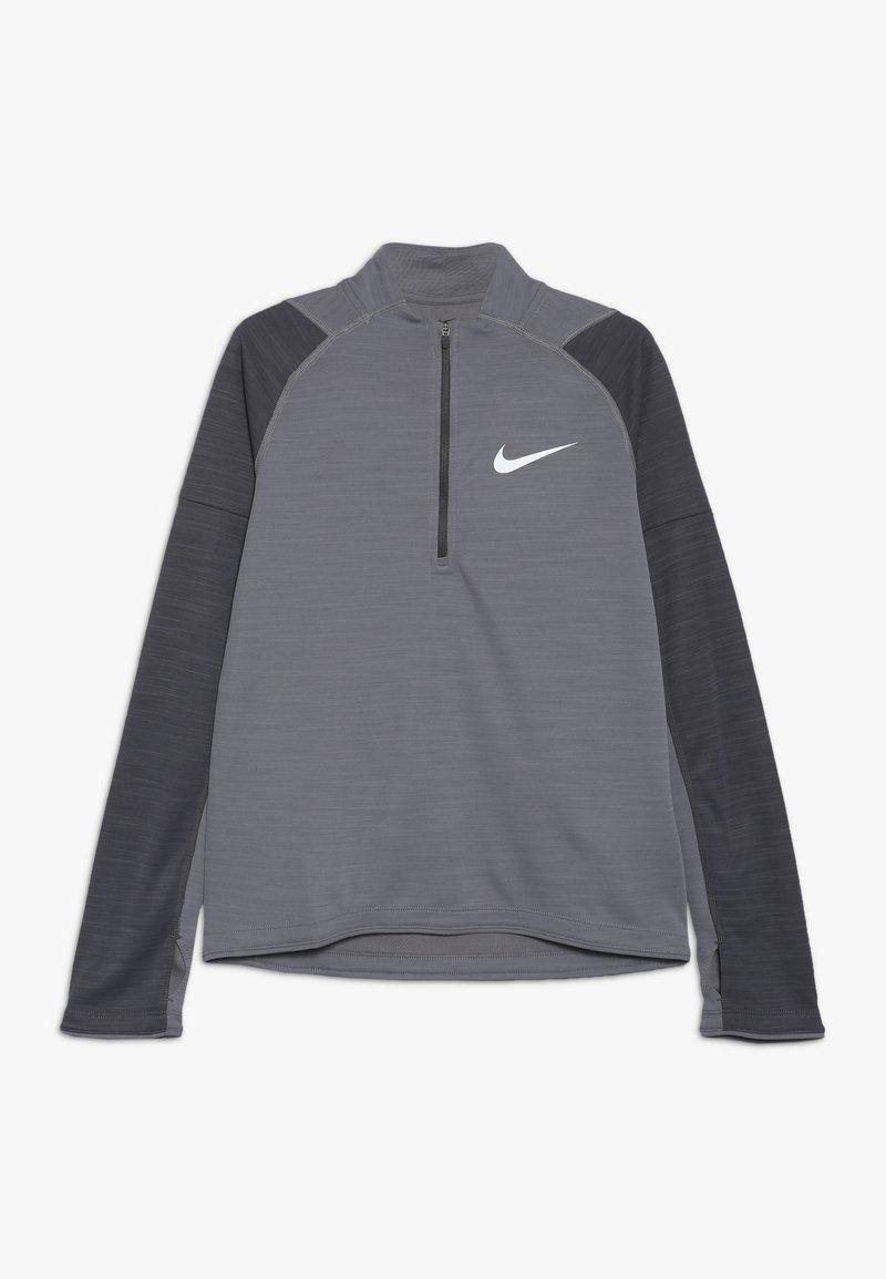 Nike Performance - DRY - Koszulka sportowa - gunsmoke/thunder grey/white