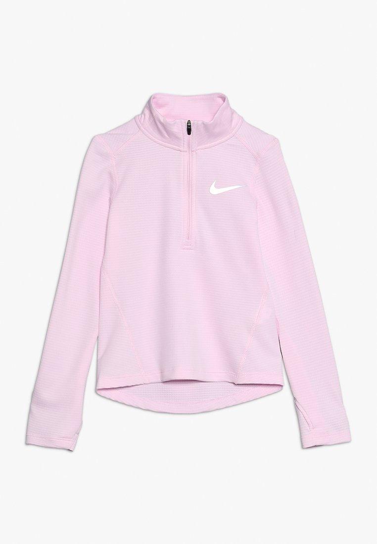 Nike Performance - RUN - Sports shirt - pink foam/silver