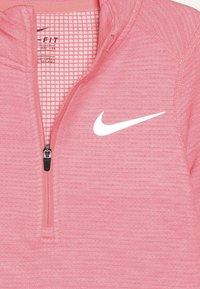 Nike Performance - RUN - Long sleeved top - pink gaze/echo pink/reflective silver - 3