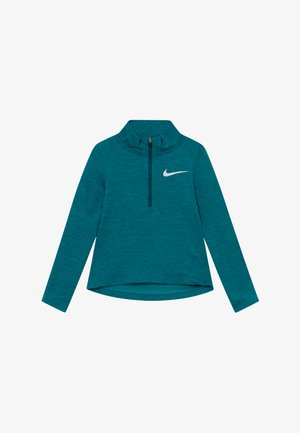RUN - Sportshirt - mottled teal