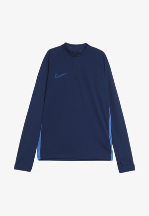 DRY ACADEMY DRILL TOP - Funktionströja - coastal blue/light photo blue