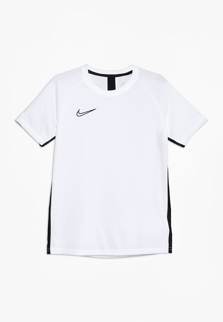 Nike Performance - DRY - T-Shirt print - white/black