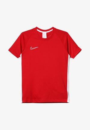 DRY ACADEMY - Sports shirt - university red/white