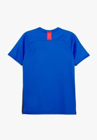 Nike Performance - DRY ACADEMY - Sports shirt - soar/obsidian/laser crimson - 1
