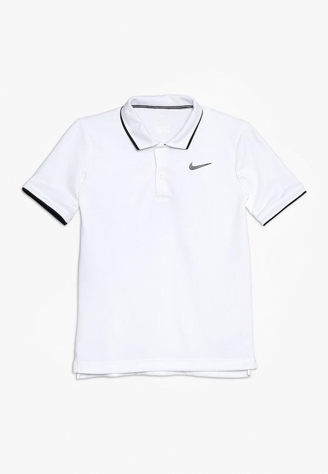 DRY TEAM - Funkční triko - white/black
