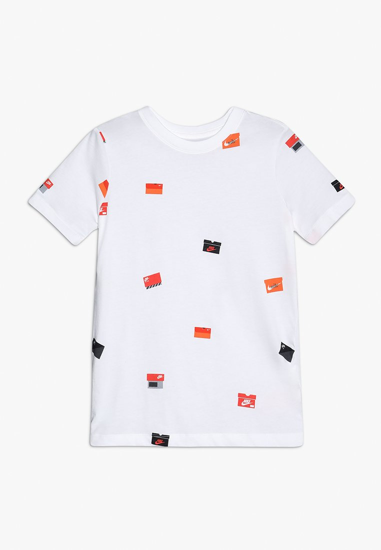 Nike Performance - TEE SHOEBOX - Print T-shirt - white