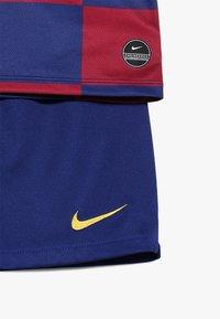 Nike Performance - FC BARCELONA SET  - Korte broeken - deep royal blue - 4