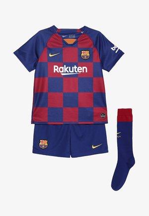 FC BARCELONA SET  - Korte broeken - deep royal blue