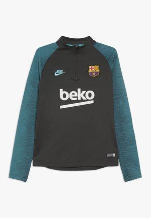 FC BARCELONA DRY DRILL - Klubbkläder - cool grey/dark grey/cabana