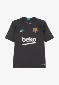 Nike Performance - FC BARCELONA - Klubtrøjer - cool grey/dark grey/cabana - 2