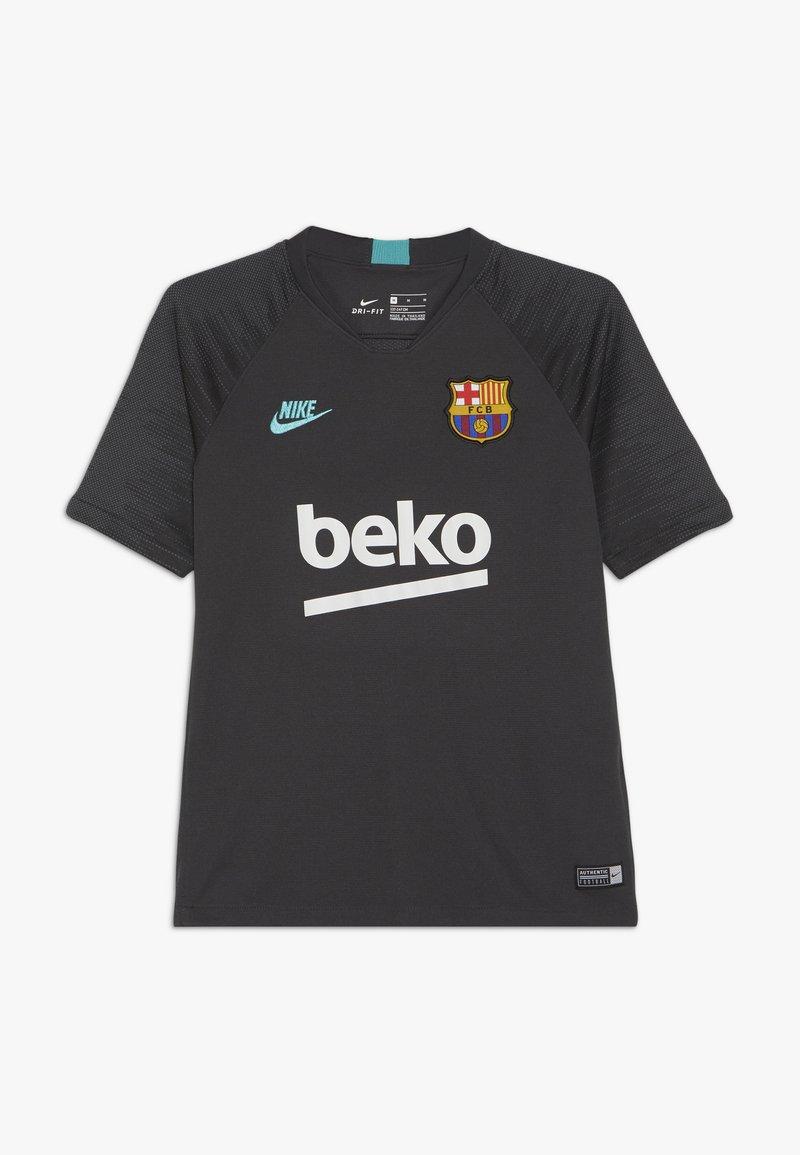 Nike Performance - FC BARCELONA - Klubtrøjer - cool grey/dark grey/cabana