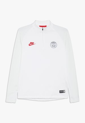 PARIS ST. GERMAIN DRY - Klubbkläder - white/pure platinum/university red