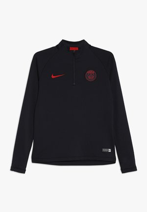 PARIS ST. GERMAIN DRY - Article de supporter - oil grey/obsidian/university red