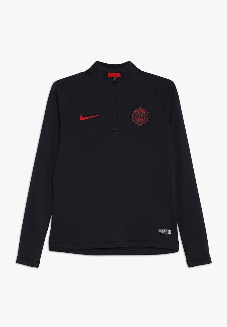 Nike Performance - PARIS ST. GERMAIN DRY - Vereinsmannschaften - oil grey/obsidian/university red
