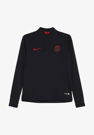 PARIS ST. GERMAIN DRY - Fanartikel - oil grey/obsidian/university red