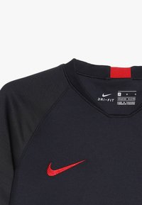 Nike Performance - PARIS ST GERMAIN  - Club wear - oil grey/obsidian/university red - 4