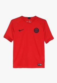 Nike Performance - PARIS ST GERMAIN  - Fanartikel - university red/oil grey - 0