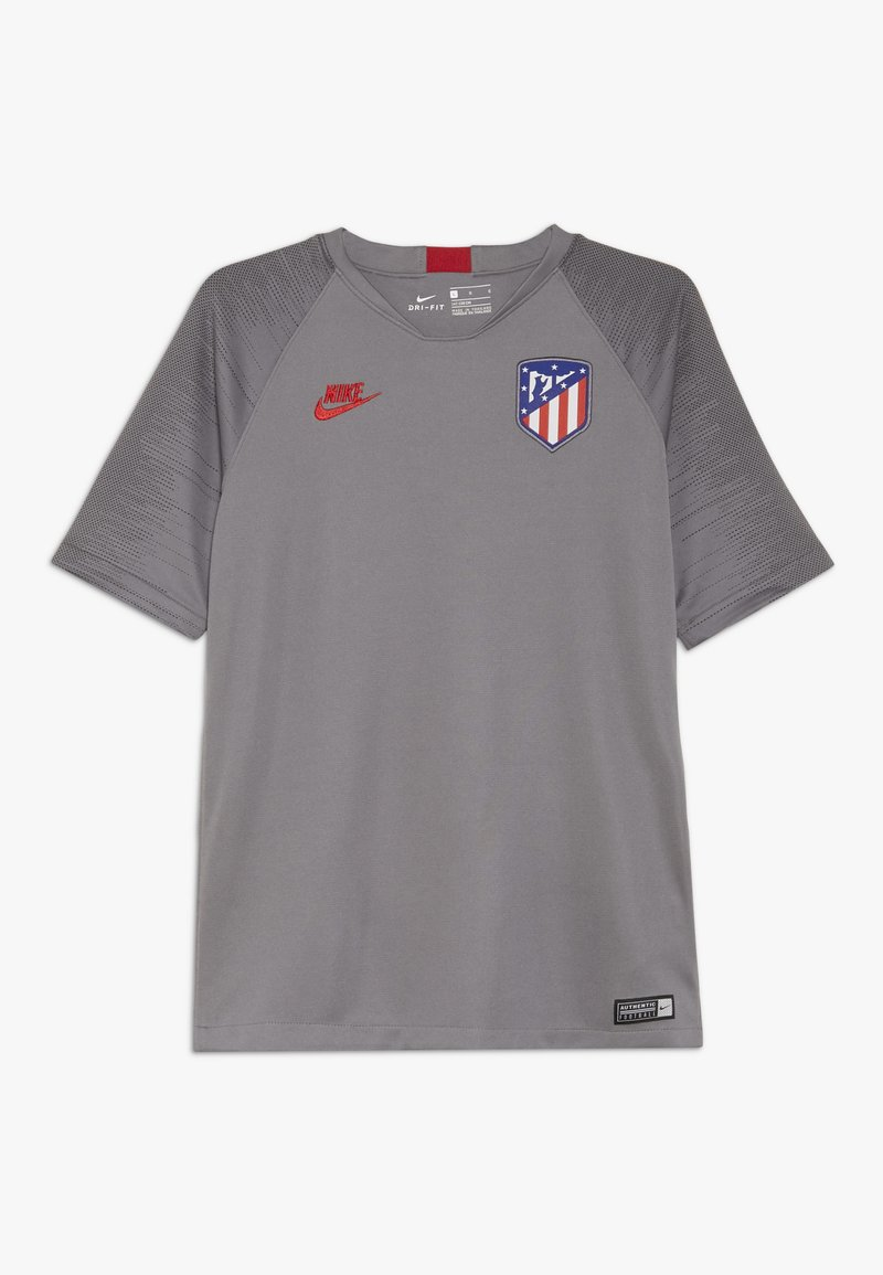 Nike Performance - ATLETICO MADRID - Fanartikel - gunsmoke/thunder grey/sport red
