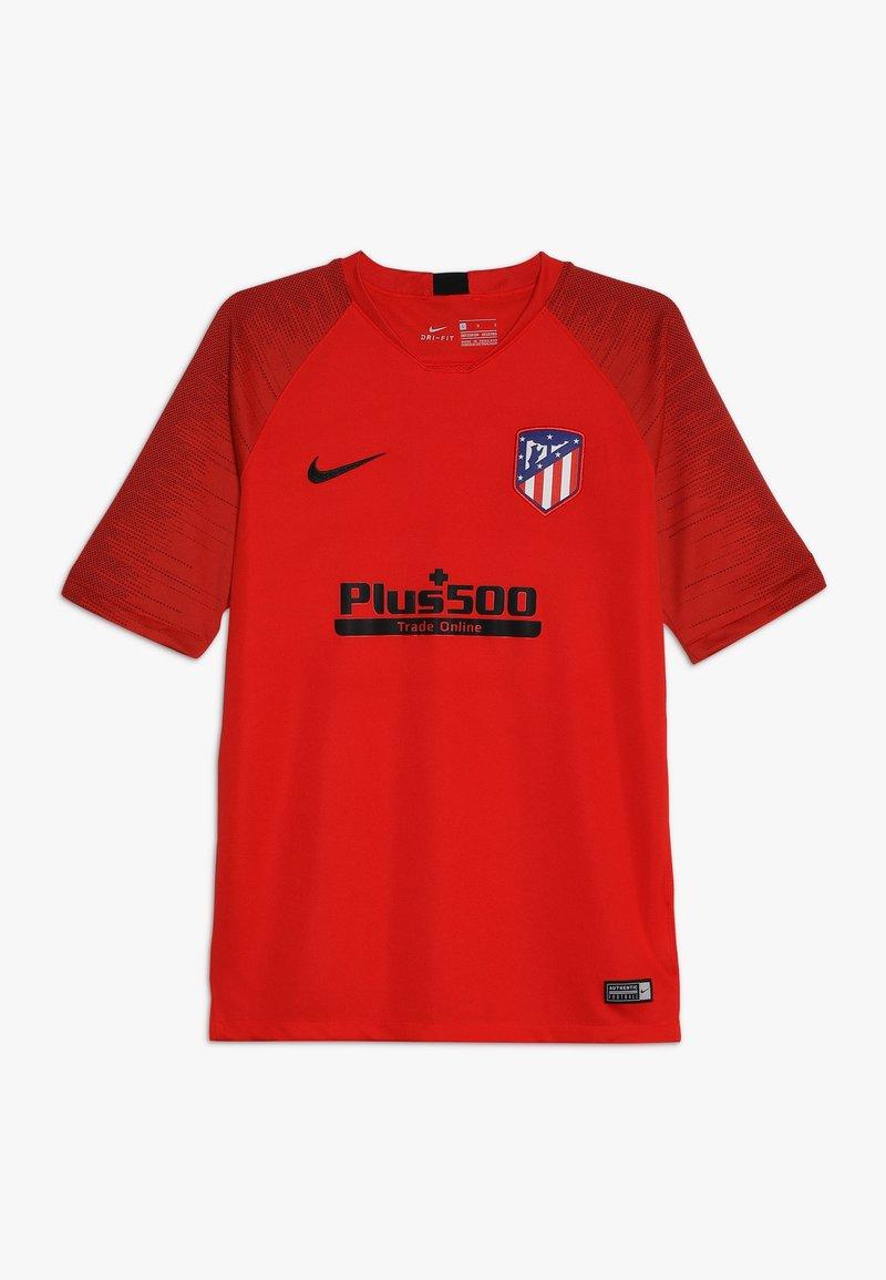 Nike Performance - ATLETICO MADRID - T-Shirt print - challenge red/black
