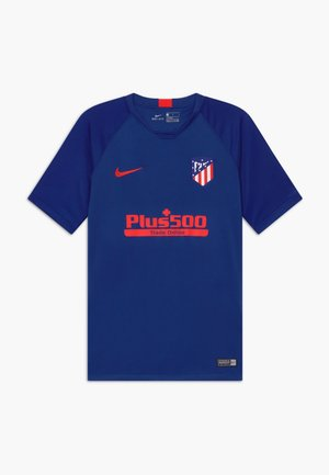 ATLETICO MADRID - Club wear - deep royal blue/challenge red