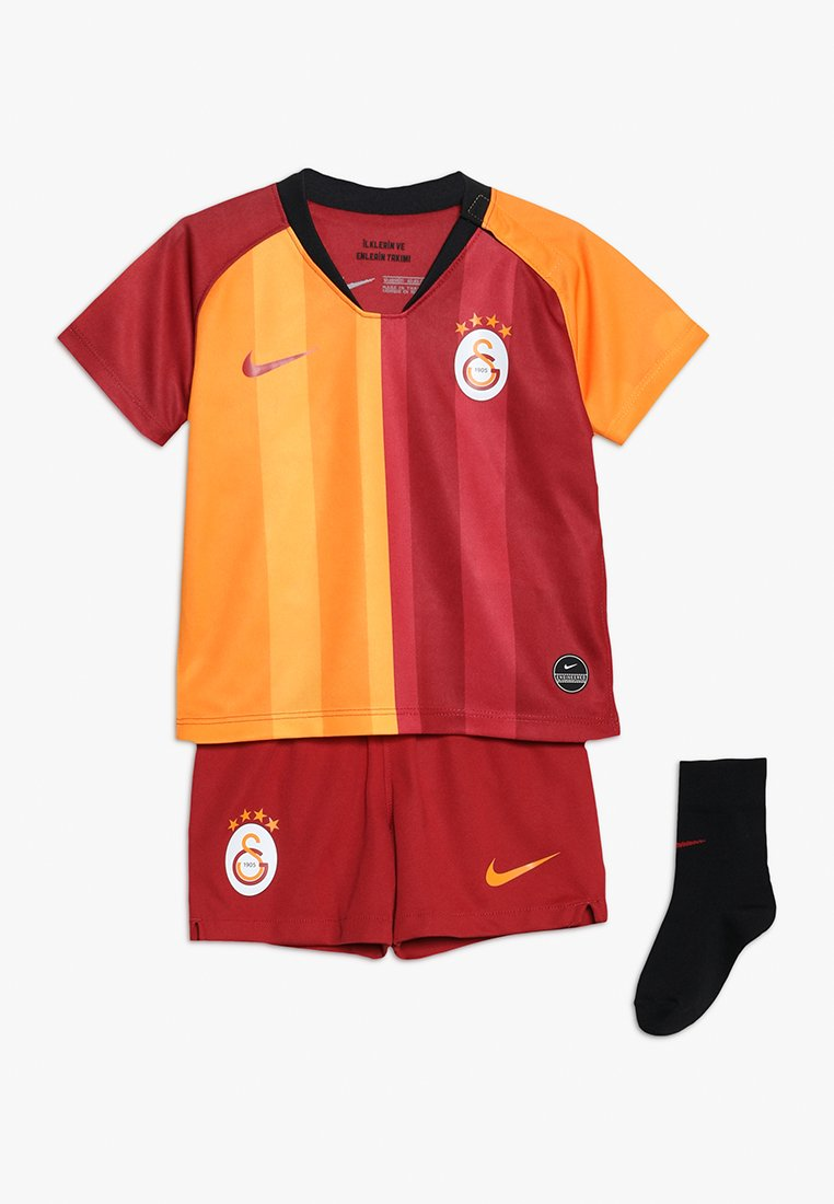 Nike Performance - GALATASARAY ISTANBUL SET - Sports shorts - pepper red/vivid orange/
