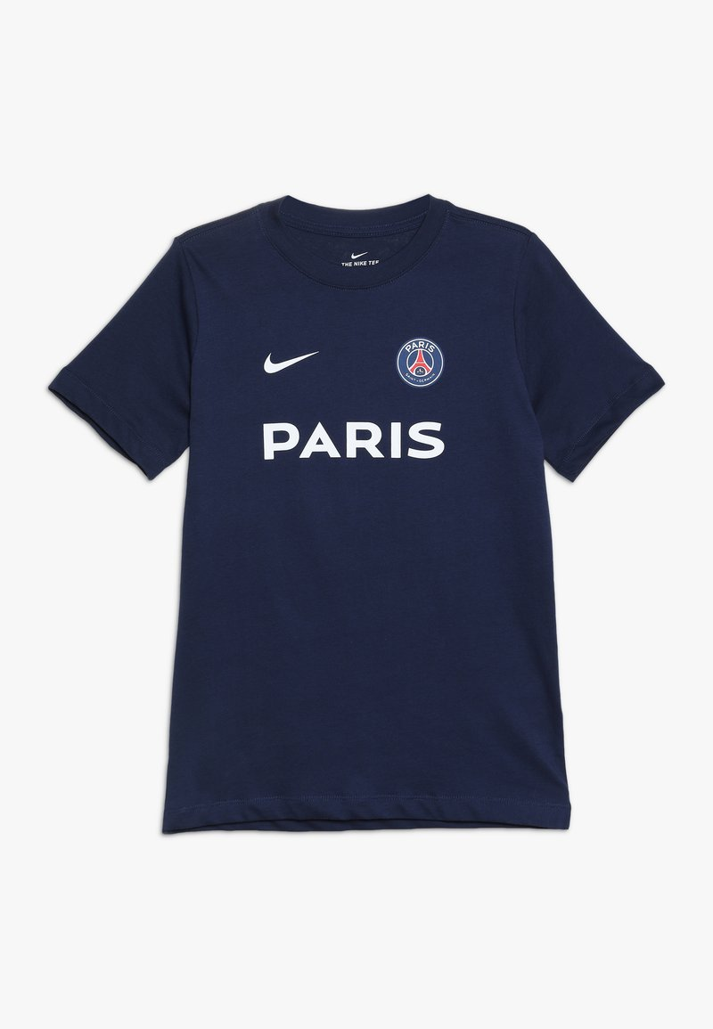 Nike Performance - PARIS ST. GERMAIN TEE CORE MATCH - Club wear - midnight navy