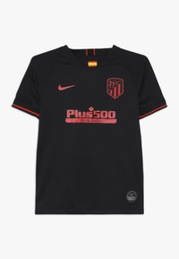 Nike Performance - ATLETICO MADRID - Club wear - black/challenge red - 0