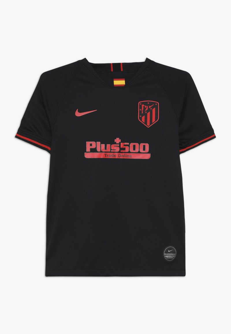 Nike Performance - ATLETICO MADRID - Club wear - black/challenge red