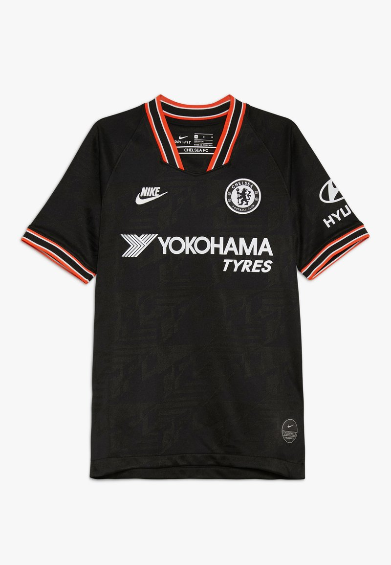 Nike Performance - CHELSEA FC - Club wear - black/white