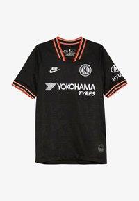 Nike Performance - CHELSEA FC - Club wear - black/white - 3