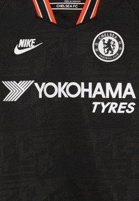 Nike Performance - CHELSEA FC - Club wear - black/white - 2