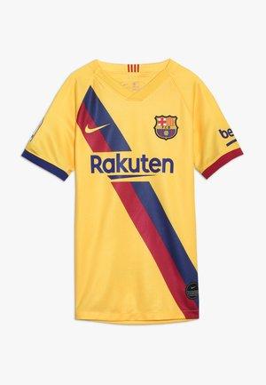 FC BARCELONA AWAY - Fanartikel - yellow